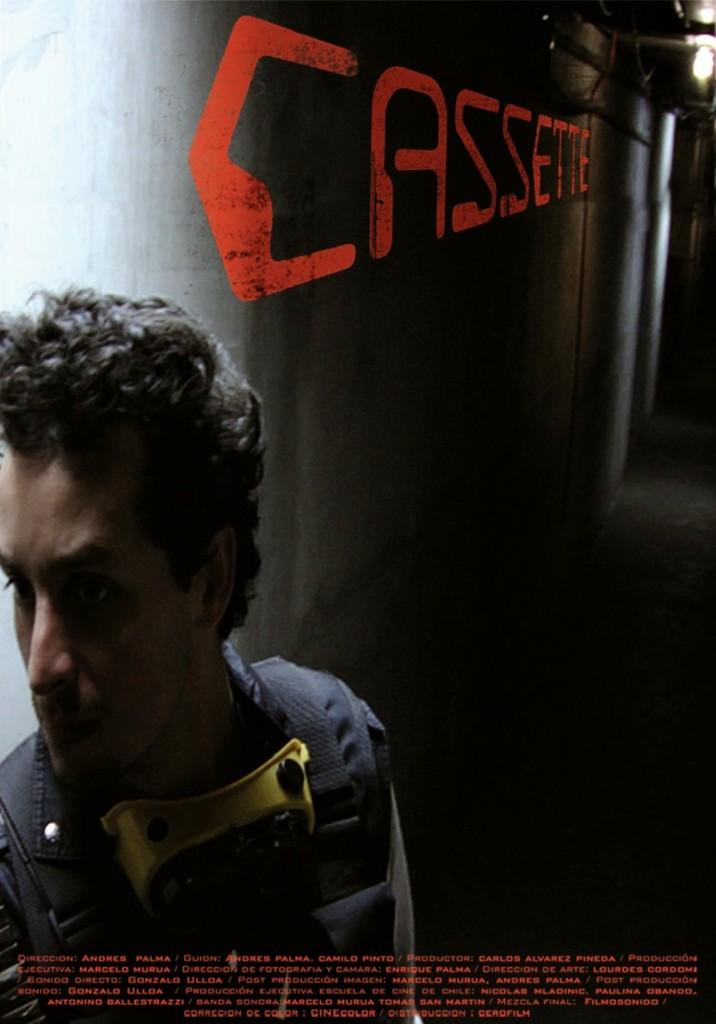 Cassette   Dir. Andrés Palma Buratta
