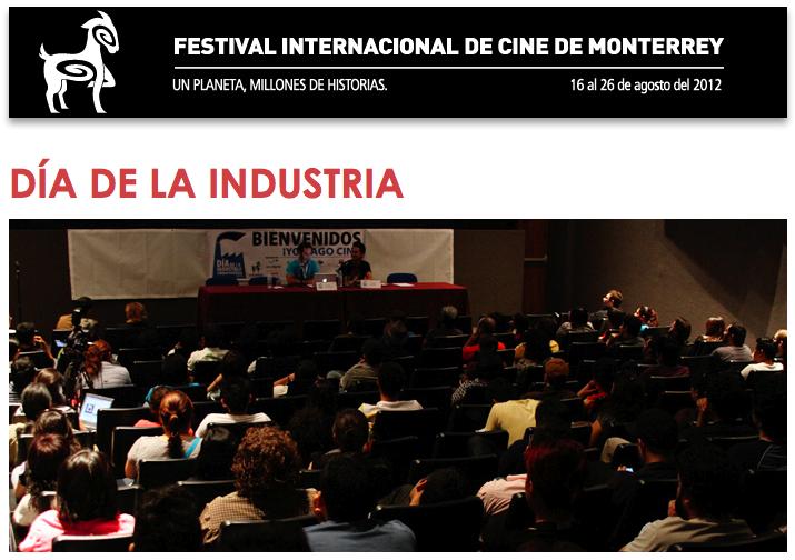 Imagen extraída página oficial FICM 2012