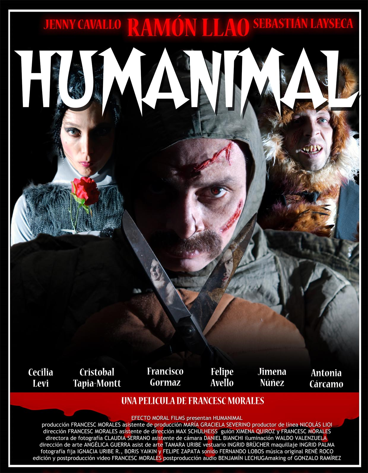 Afiche Humanimal