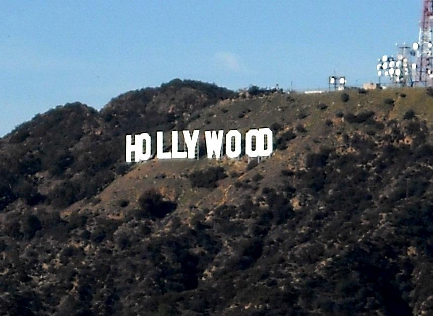 Hollywood   Fotografía de: Diana Alcántara
