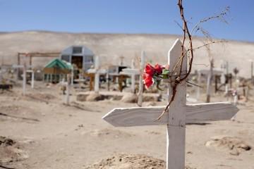 Las Cruces de Quillagua - Jorge Marzuca Venegas