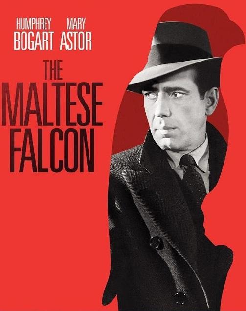 Film Noir - The Maltese Falcon