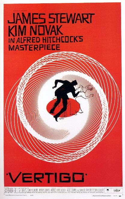 Vertigo-Alfred Hitchcock
