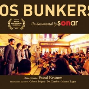 Afiche Los Bunkers: un Documental by Sonar | Dir. Pascal Krumm