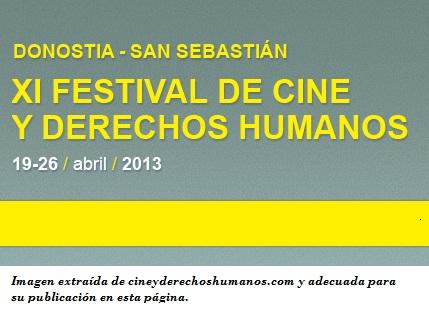 XI Festival de Cine y Derechos Humanos
