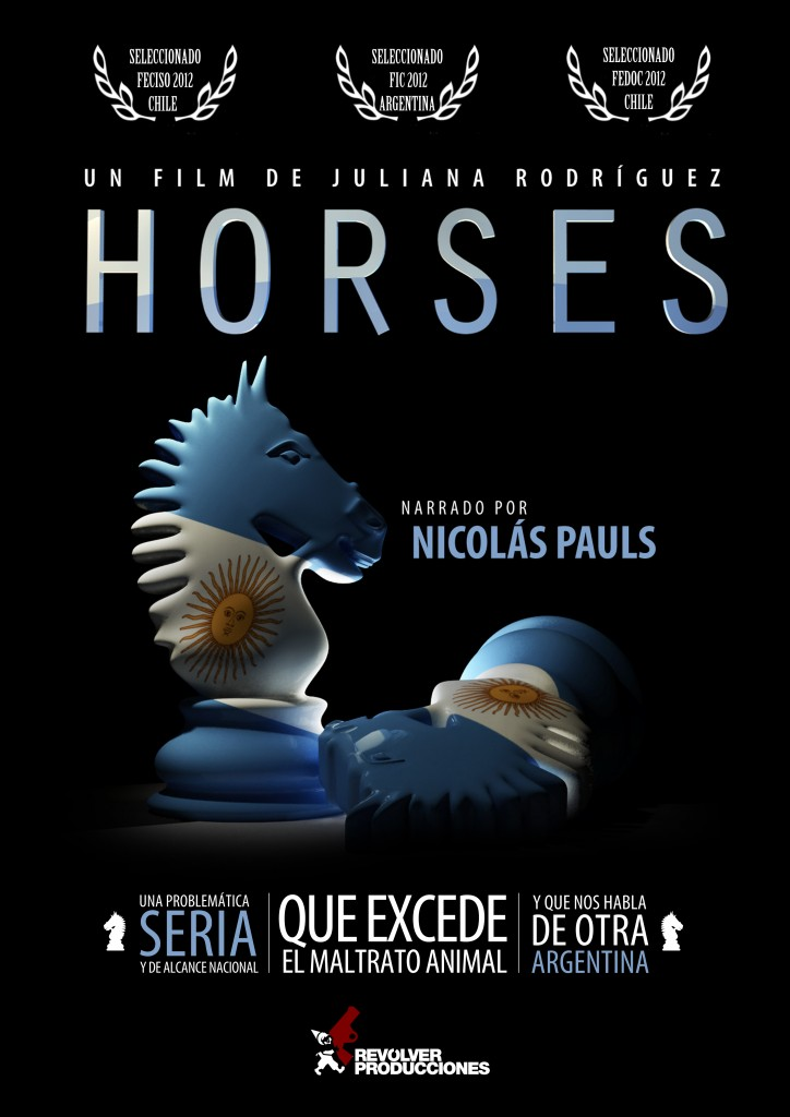 Horses Documental - Dir. Juliana Rodríguez