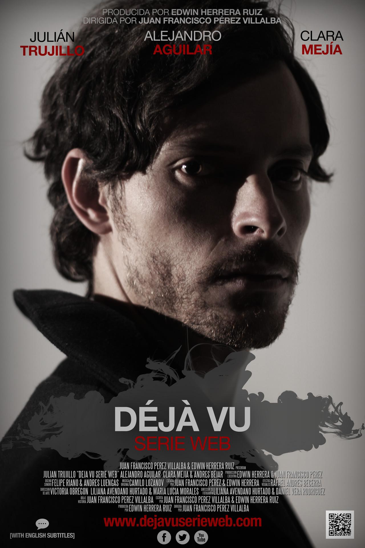 Sebastián | Déjà Vu Serie Web | Dir. Juan Francisco Pérez Villalba
