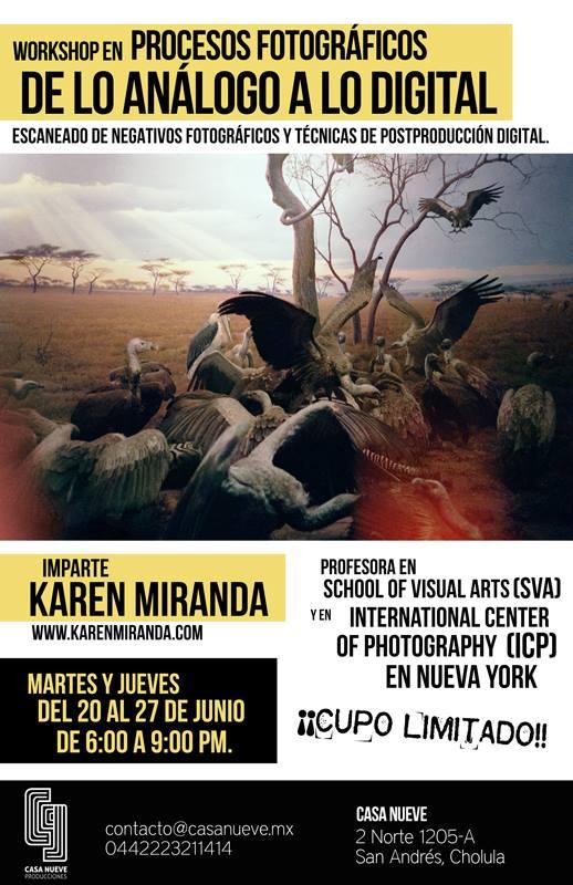 Procesos | Karen Miranda | Casanueve