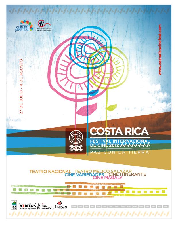 Afiche oficial del FICCR 2013