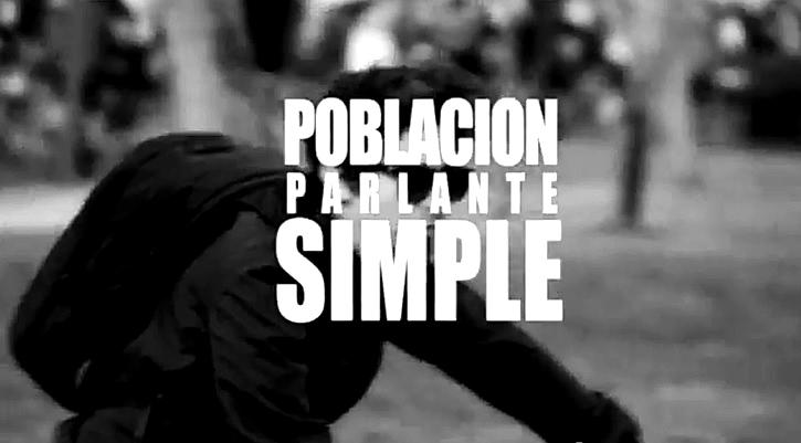 Población Parlante Simple CorderoLobo