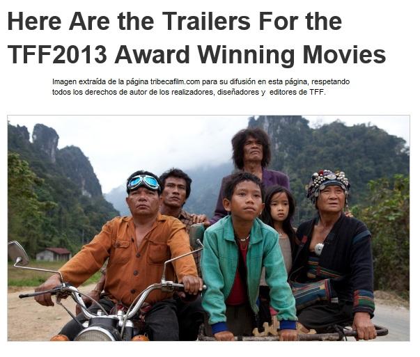 TFF 2013