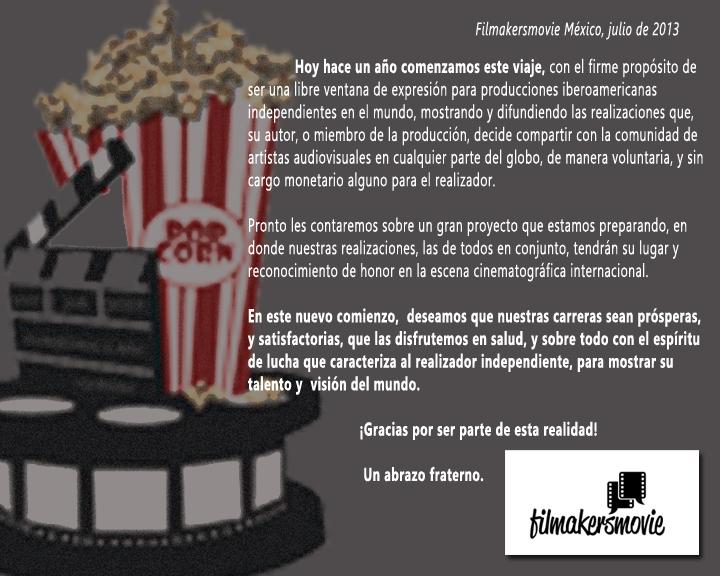 Filmakersmovie Uno_Gracias