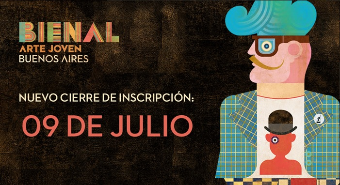 Bienal Arte Joven Buenos Aires | Imagen extraída de la página bienal.buenosaires.ar para su difusión en esta página, respetando todos sus derechos de autor.