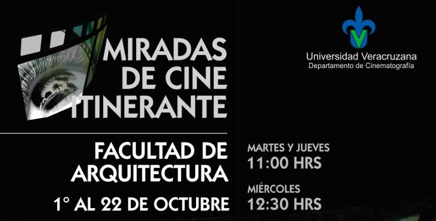Miradas de Cine Itinerante 2013