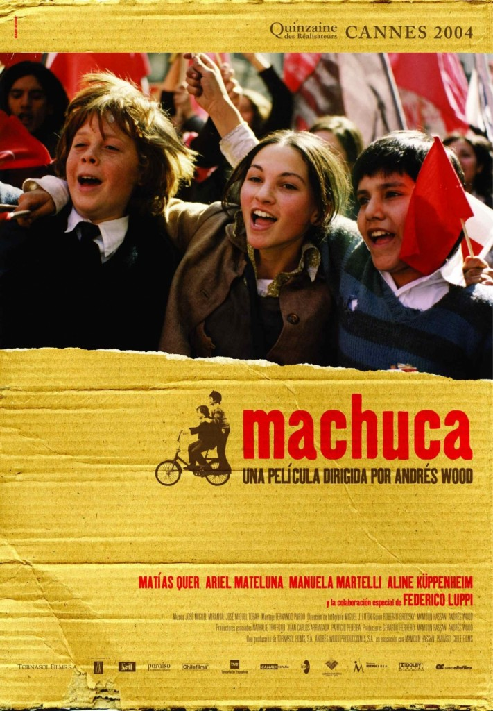Machuca   Dir. Andrés Wood   Chile 2004