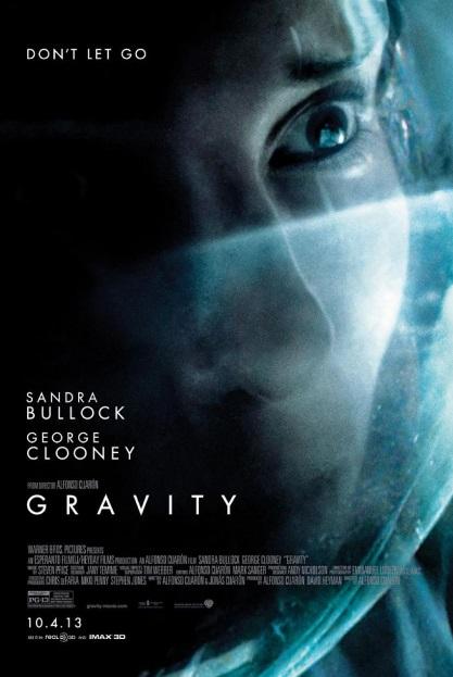 Gravity | Dir. Alfonso Cuarón | E.U.A., 2013