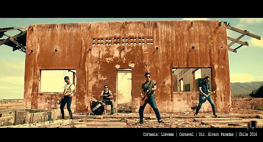 Llévame | Banda Carnaval