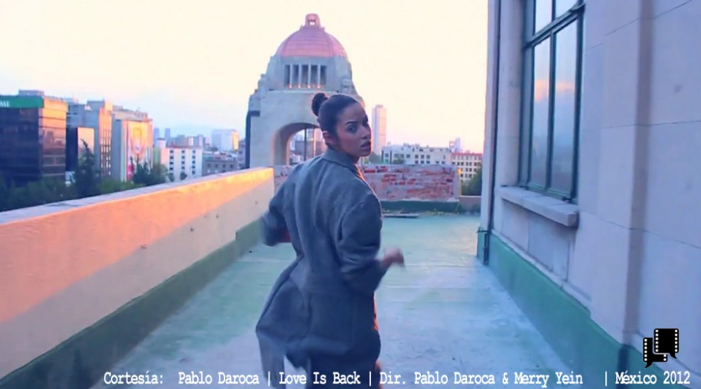 Love Is Back | Dir. Pablo Daroca & Merry Yein | México 2012