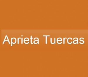 Foto: Aprieta Tuercas
