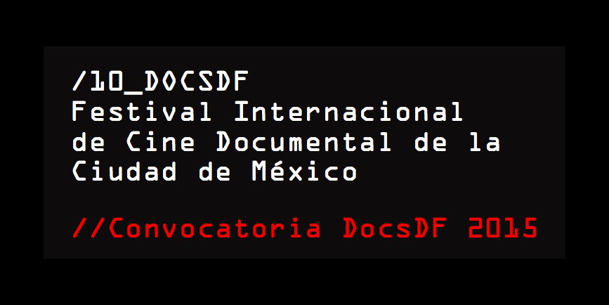 convocatoria2015DocsDF
