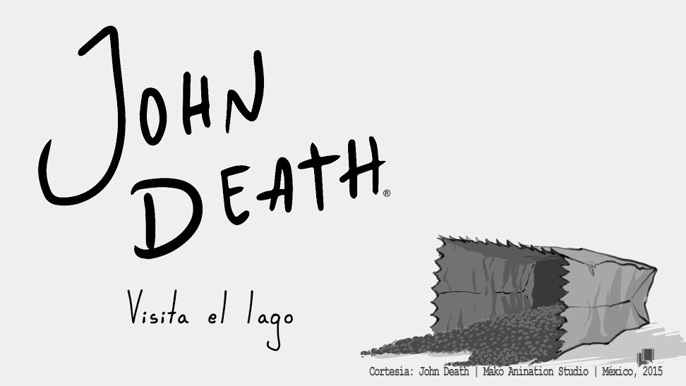 John Death | Mako Animation Studio | México, 2015