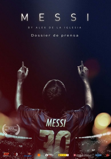 Messi poster 2