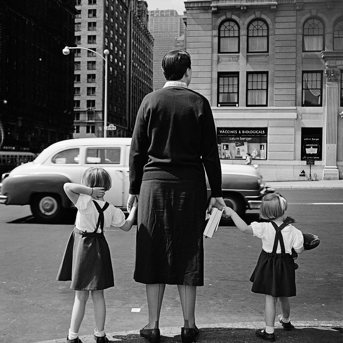 Foto: 1954, New York, NY