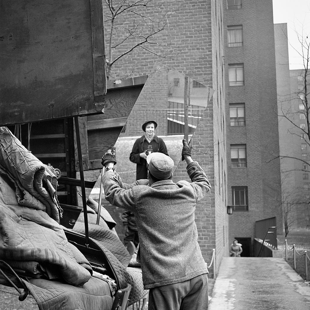 Foto: Self-Portrait, 1955 VM1955W03420-05-MC