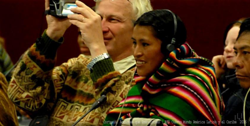 Acciones que Transforman | ATD Cuarto Mundo América Latina y el Caribe  2016