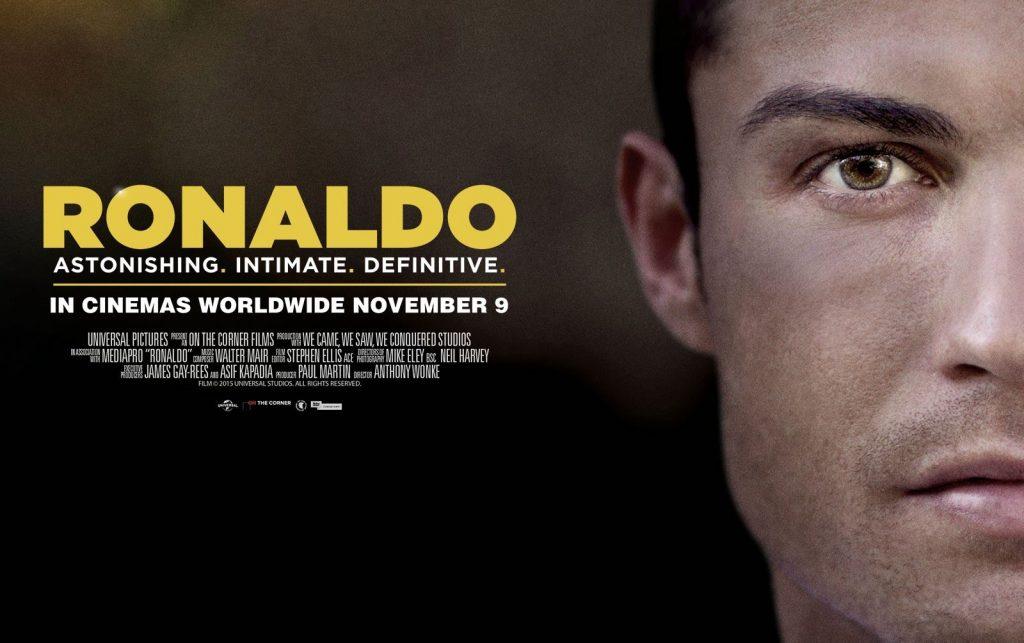 Ronaldo Afiche