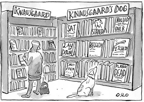 Fuente: Twitter Oslo Davis @OsloDavis para  @readingsbooks