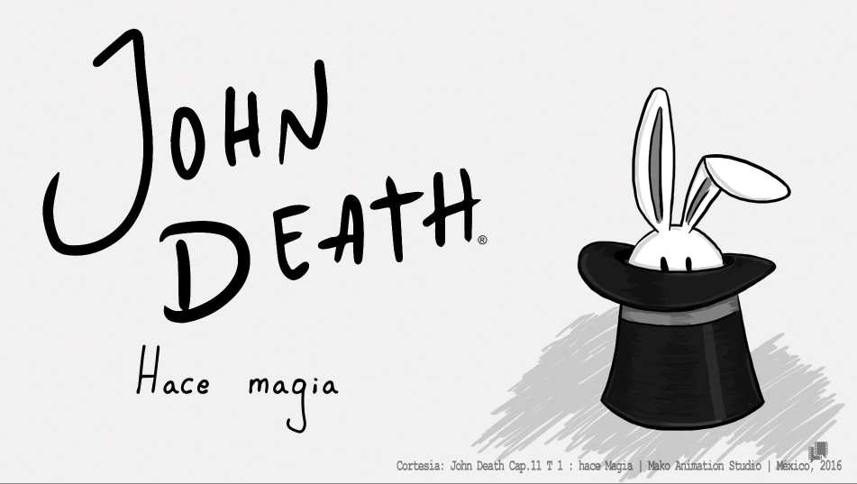 JohnDeath Hace Magia 1