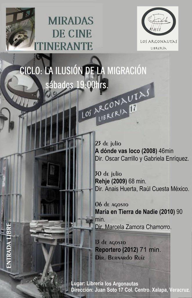 Migracion Argonautas
