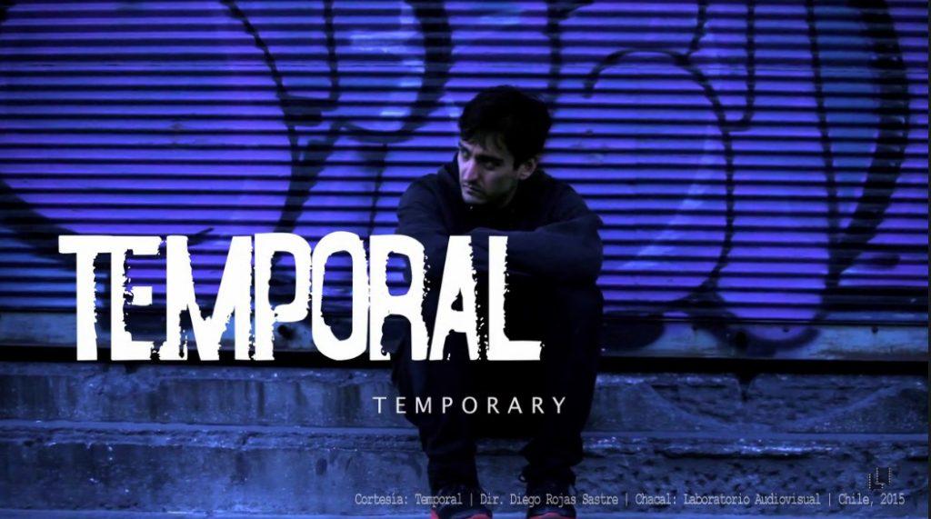 temporal afiche