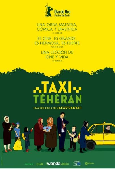 Afiche taxi