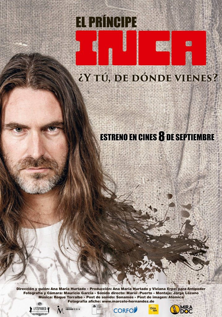 El Príncipe Inca, Afiche Facebook