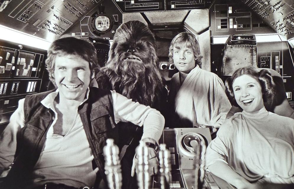 Star Wars: Episodio IV | George Lucas | E.U.A., 1977