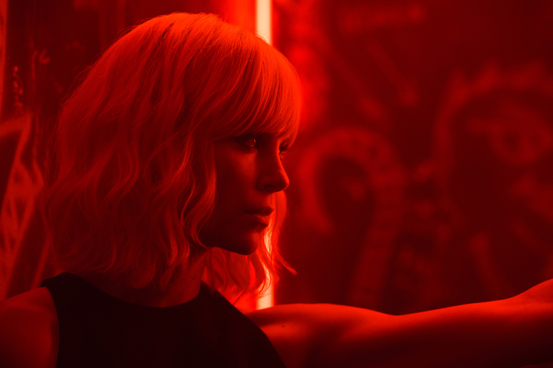 Atomic Blonde | Dir. David Leitch | Estados Unidos, 2017